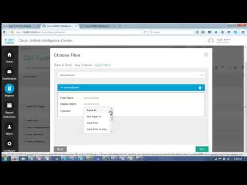 CUIC on CCX Video Training: Getting Starting with CUIC on