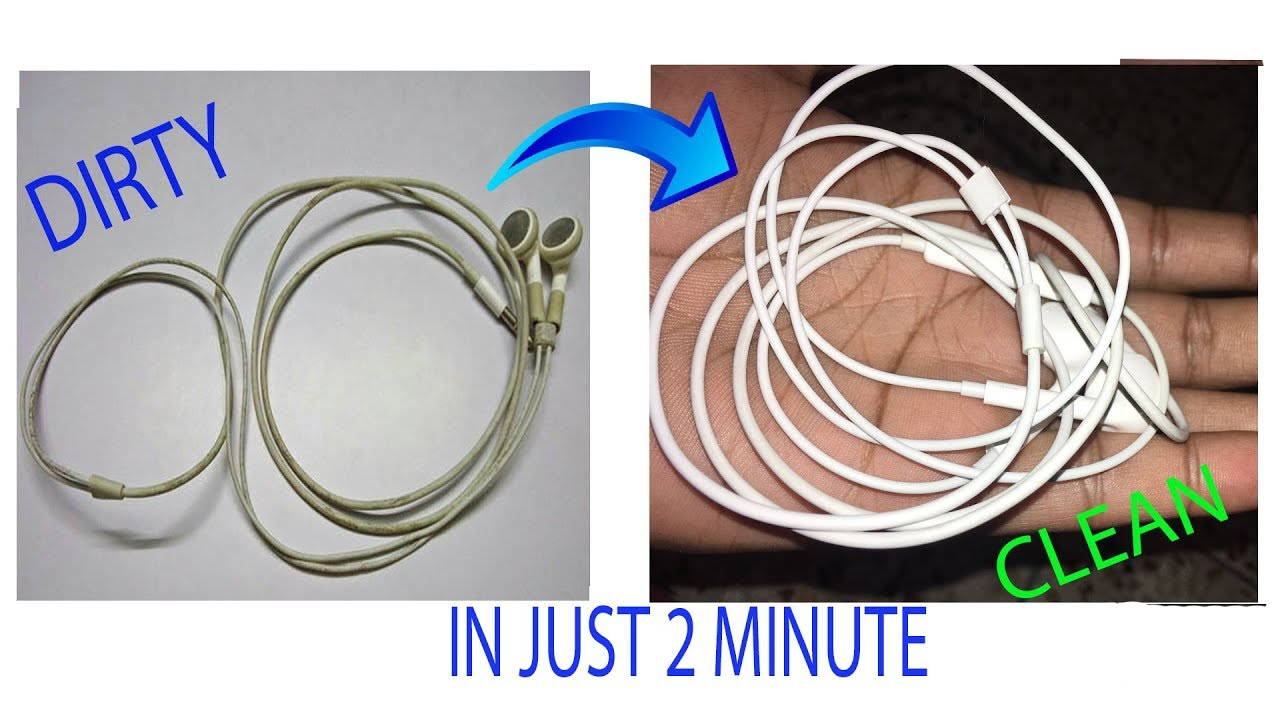 Image result for dirty earphone wire