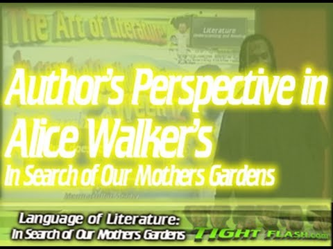 search of our mothers gardens essay in search of our mothers gardens essay