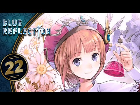 Blue Reflection (PS4, Let's Play, Blind)   Mao's Fragment...   Part 22