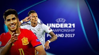 TOP 10 GOALS EURO U21 2017