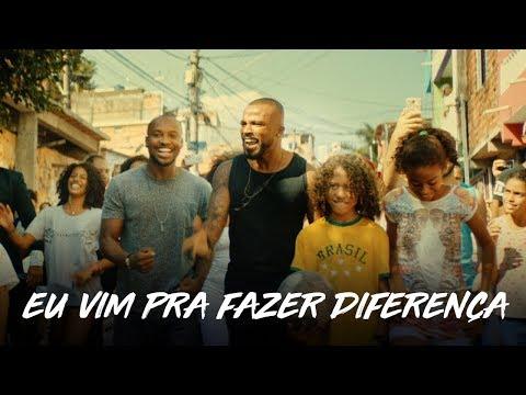 Alexandre Pires feat. Thiaguinho - Eu Vim Para Fazer Diferença [Clipe Oficial]