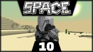 Raumanzug & Power Rüstung | Minecraft Space Astronomy #10
