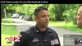 Bianca Devins murder scene crazy