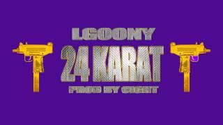 LGoony - 24 Karat prod. by cight
