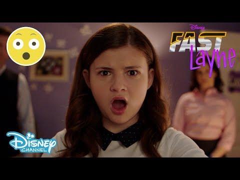 Fast Layne  SNEAK PEEK: Code Orange 🔸 Disney Channel UK