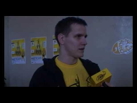 ZZ Čempionāta vēstnesis bokseris Arnis Ritenieks