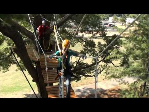 Asheville Zipline Canopy Adventures & Asheville Zipline Canopy Adventures - YouTube