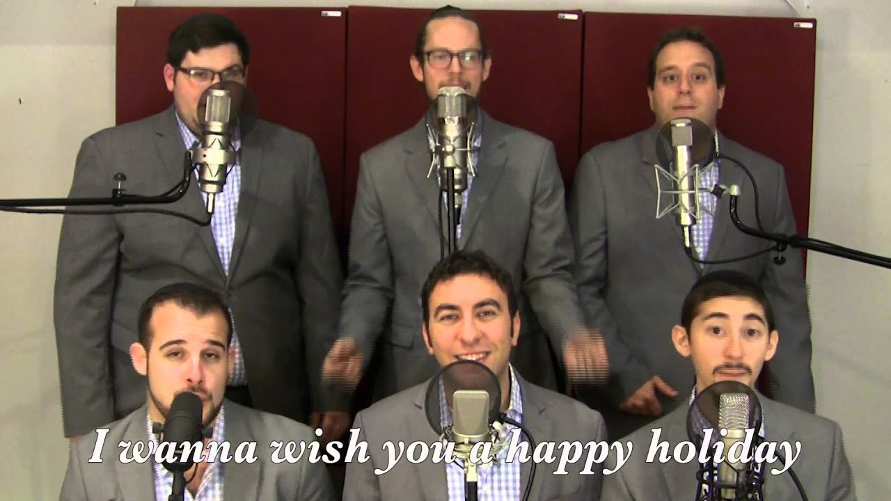 Six13 - Feliz Chanukah (Live)