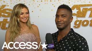 'AGT': Heidi Klum Says She Can't Wait To See Who Will Be The $1 Million Winner | Access