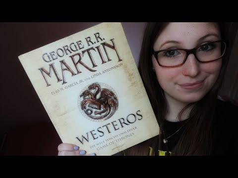 Westeros: Die Welt von Eis und Feuer - Game of Thrones YouTube Hörbuch Trailer auf Deutsch