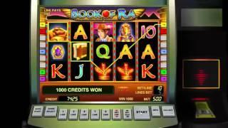 Стратегия игровых автоматов Book of Ra  100 000 рублей за 10 минут!