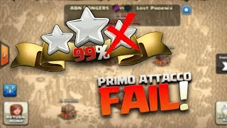 NON CI CREDO! CHE FAIL! - clash of clans ita