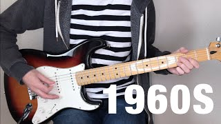 The 1960s - A Timeline Of Guitar Riffs