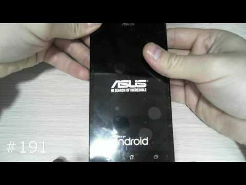 Hard Reset Asus Zenfon 2 (ZE500KG)