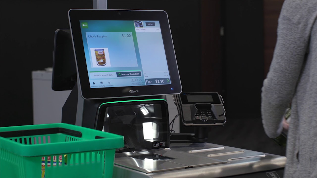 NCR Self-Checkout Solutions for Petroleum & Convenience Retailers