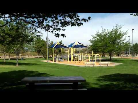 Parque en Palmdale California USA