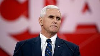 MUST WATCH: CPAC 2017 Vice President Mike Pence Speaks Donald Trump Will Speak On Friday Speech