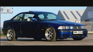 Blake's BMW E36 | Twisted Productions