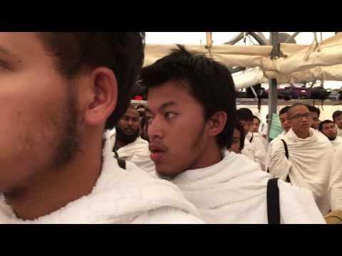 Haji Gratis  Mahasiswa Baru Universitas Islam Madinah 1437H
