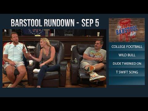 Barstool Rundown - September 5, 2017