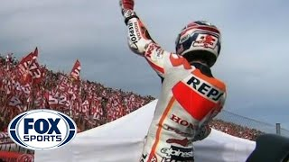 MotoGP: Marc Márquez Becomes Youngest Champion - Valencia GP 2013