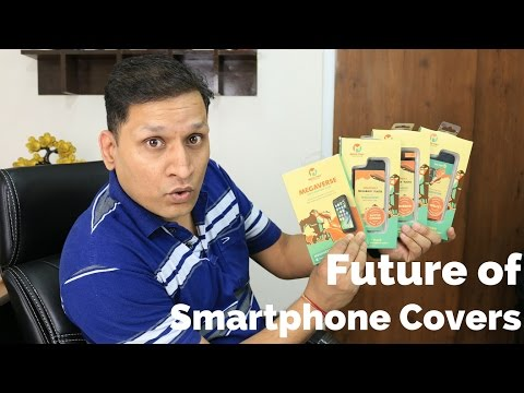 Future of Smartphone Covers | Anti Gravity Covers by Tectotron India