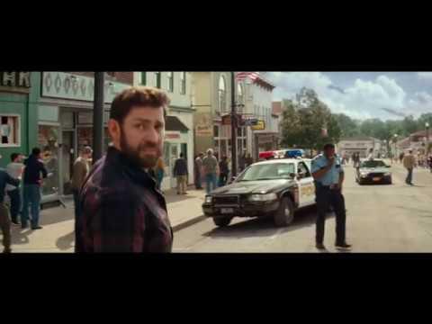 A QUIET PLACE PART II. – Super Bowl Trailer (Paramount Pictures)