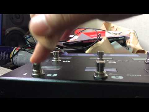 Kemper profile amp patch gab and latency