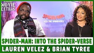 SPIDER-MAN: INTO THE SPIDER-VERSE   Lauren Velez & Brian Tyree talk about the movie