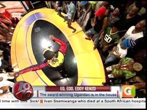 Ugandan Energy....Eddy Kenzo Live #10Over10