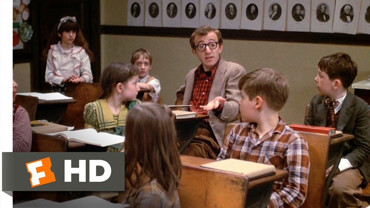Annie Hall 2 12 Movie Clip Where My Classmates Are Today 1977 Hd