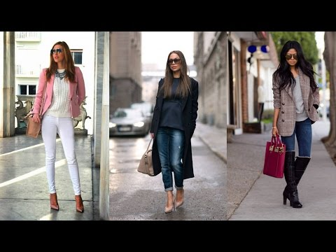 21 Seriously Chic Street Style Outfits