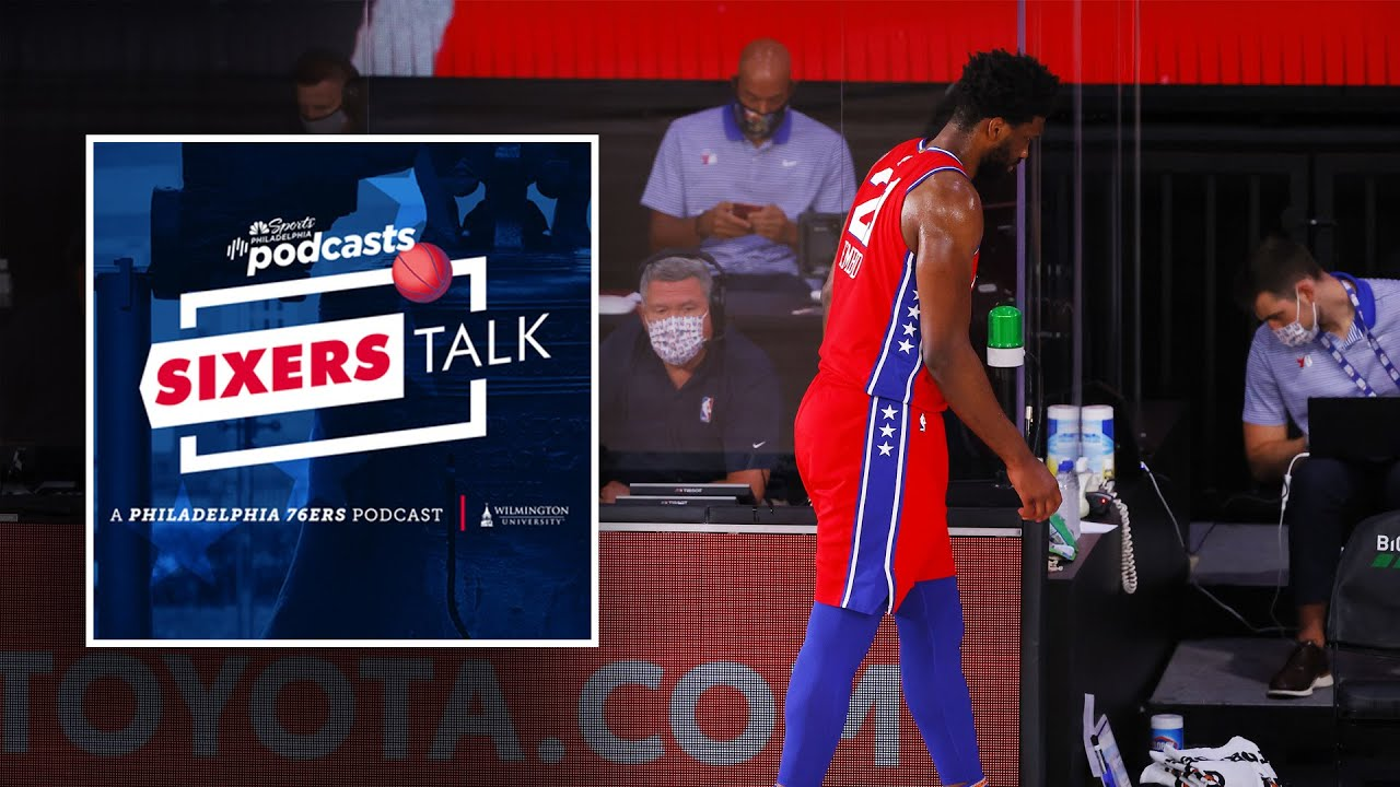 With Embiid's status uncertain, who will step up? | Sixers Talk | NBC Sports Philadelphia