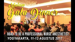 Video Gala Dinner - Regulasi Penata Anestesi di Indonesia JOGJA 2017 download MP3, 3GP, MP4, WEBM, AVI, FLV Juli 2018