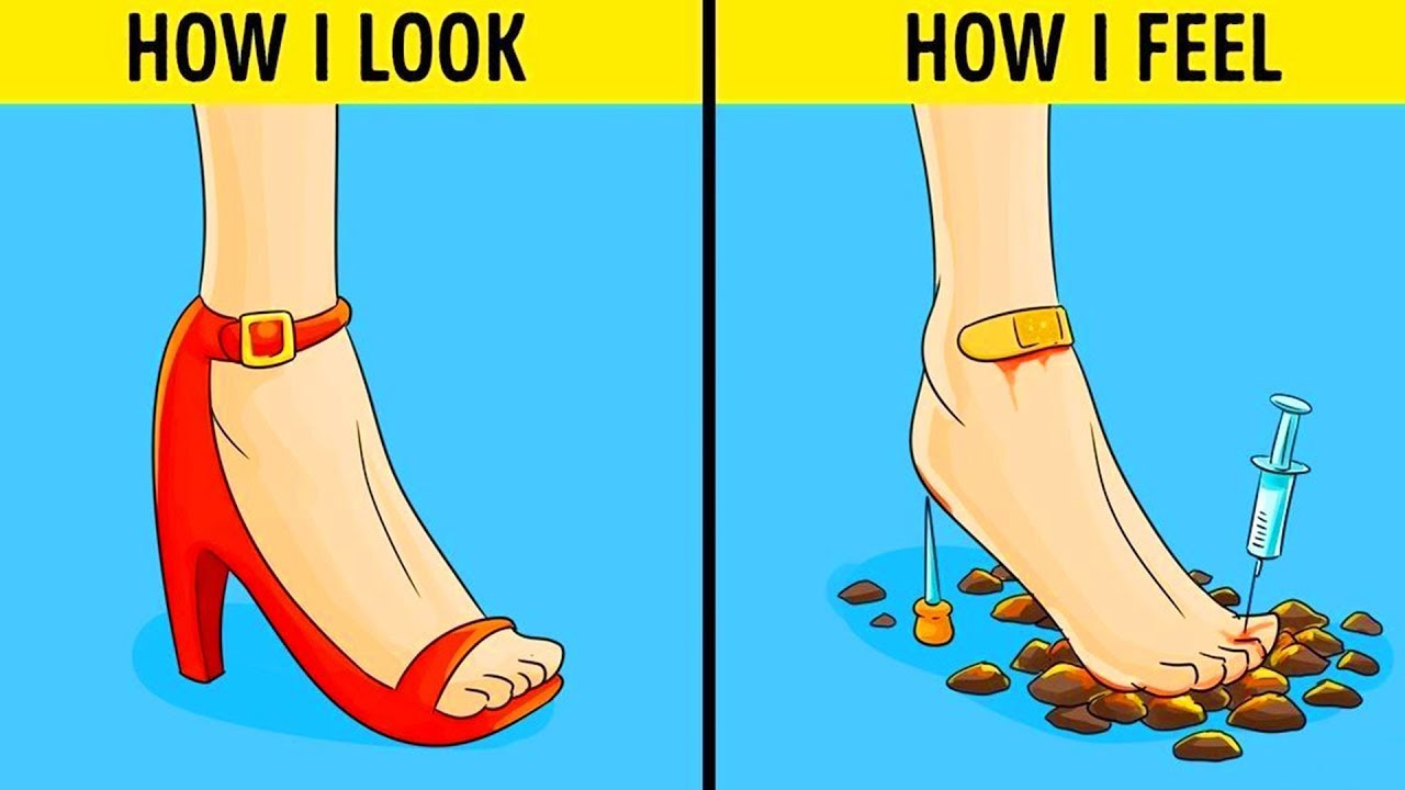10 RELATABLE COMICS THAT SHOW HOW HARD GIRLS' LIVES CAN BE