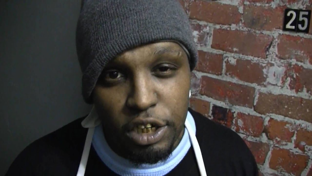 Lord Infamous: Lord Infamous Checks In With IAP TV