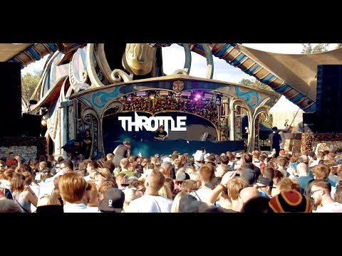 Throttle - Live @ Tomorrowland 2017