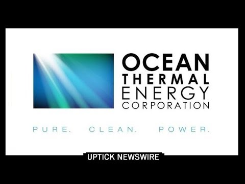 CEO Jeremy Feakins of Ocean Thermal Energy Corp. (OTCQB: CPWR)
