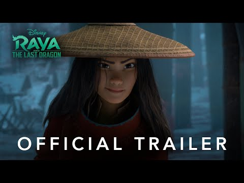 Disney's Raya and the Last Dragon   Official Trailer