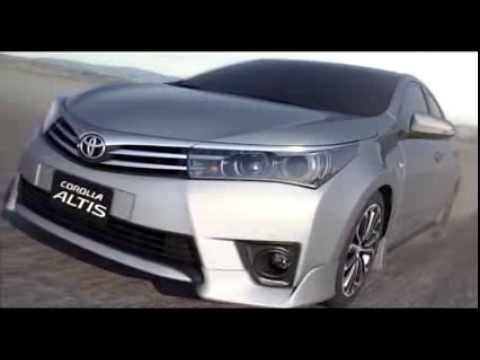 2014 Toyota Corolla Altis Philippine Launch Video Youtube