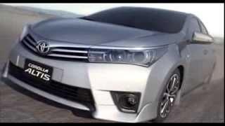 2014 Toyota Corolla Altis Philippine Launch Video