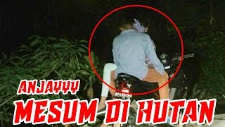 """Download Video """"NIATNYA RIDING"""" KETEMU ORANG PACARAN MESUM DI HUTAN MP3 3GP MP4"""