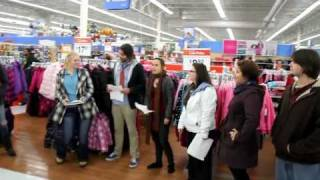 Black Friday Mic Check @ Walmart