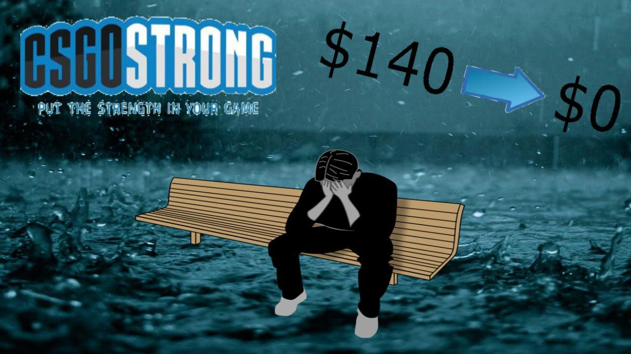csgo strong