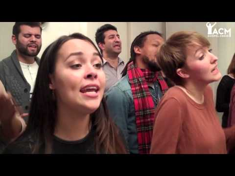 MAGIC - COLDPLAY (ACM Gospel Choir)