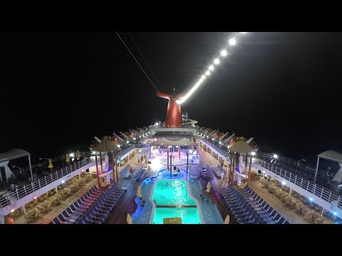Carnival Inspiration Cruise Mexico Trip Highlights (HD)