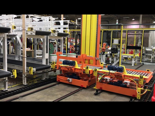 Over/Under Conveyor &Transfer Cart | Autotec Solutions