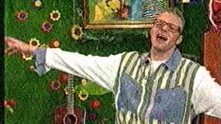 VIVA TV 1994 Vivasion - Stefan Raab kündigt Ibo an