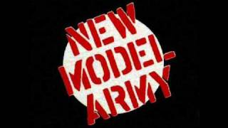 Watch New Model Army Here Comes The War video
